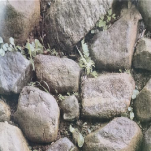 Kövek 3D öntapadós tapéta a Dekoráció Webáruházban
