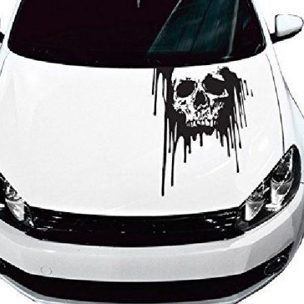 Véres koponya autómatrica