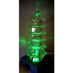 Pagoda, LED dekoráció