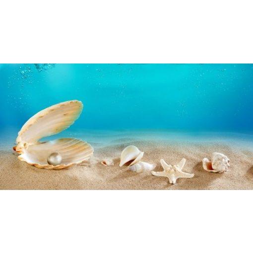 Igazgyöngy, akvárium matrica