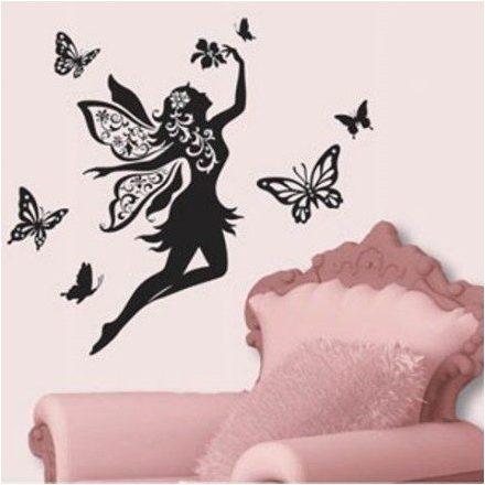 Tündér pillangókkal