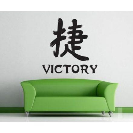 Győzelem