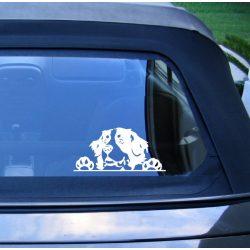 Berni pásztor kutya, autómatrica a Dekoráció Webáruházban