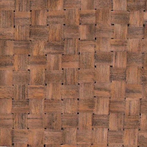 Sötét gyékény mintás öntapadós tapéta a Dekoráció Webáruházban