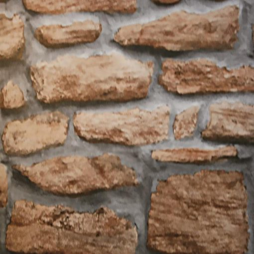 Terméskő kőfal mintás 3D öntapadós tapéta a Dekoráció Webáruházban
