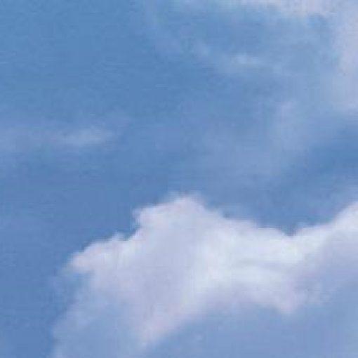 Felhős ég mintás öntapadós tapéta a Dekoráció Webáruházban