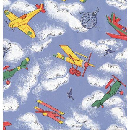 Repülő mintás öntapadós tapéta
