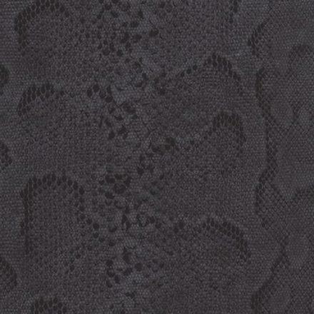 Fekete kígyóbőr mintás öntapadós tapéta a Dekoráció Webáruházban