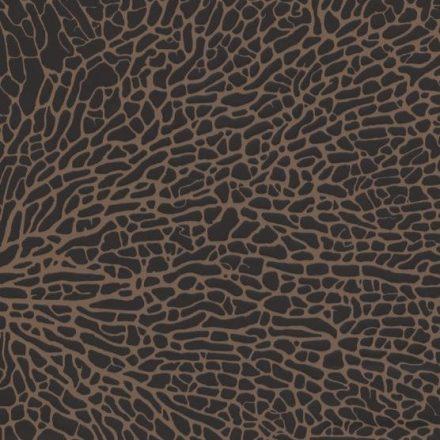 Barna bőrmintás öntapadós tapéta a Dekoráció Webáruházban
