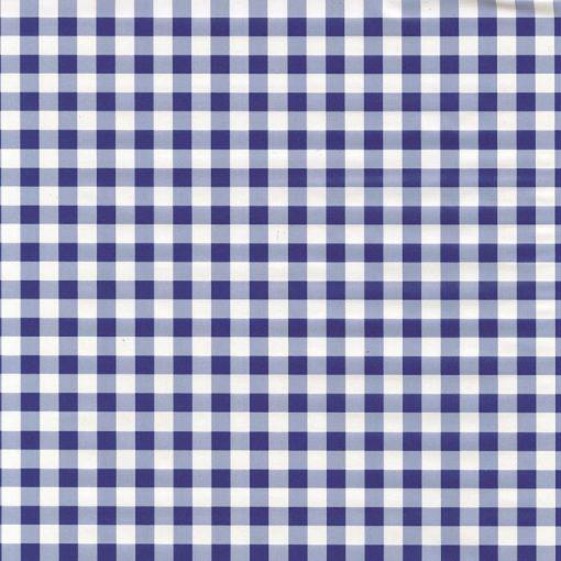 Kék kockás öntapadós tapéta a Dekoráció Webáruházban