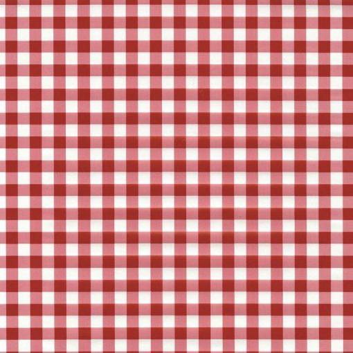 Piros kockás öntapadós tapéta a Dekoráció Webáruházban