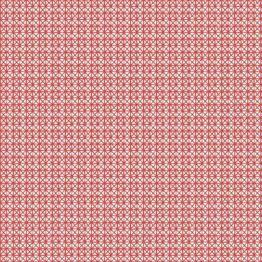 Andy piros kocka mintás öntapadós tapéta a Dekoráció Webáruházban