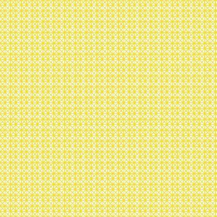 Andy sárga kocka mintás öntapadós tapéta a Dekoráció Webáruházban