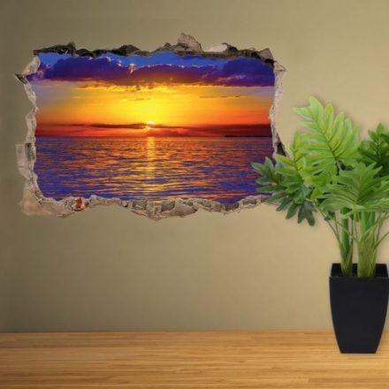 Amikor a nap lemegy, falmatrica a Dekoráció Webáruházban
