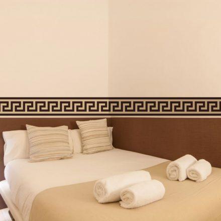 Görög mintás bordűr tapéta a Dekoráció Webáruházban