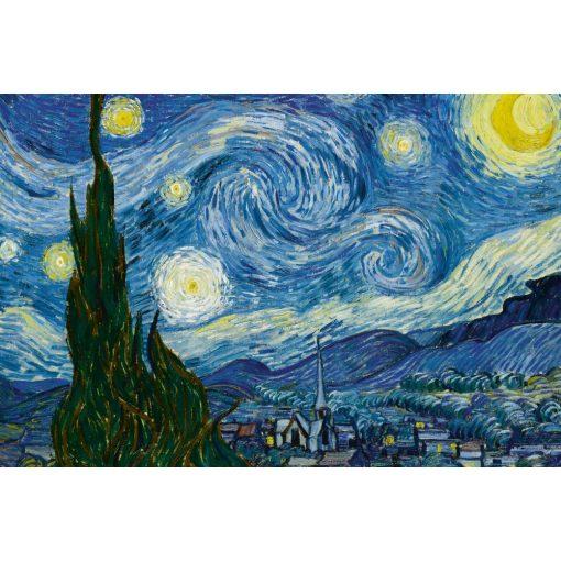 Éjszakai égbolt, festmény hatású poszter tapéta 375*250 cm