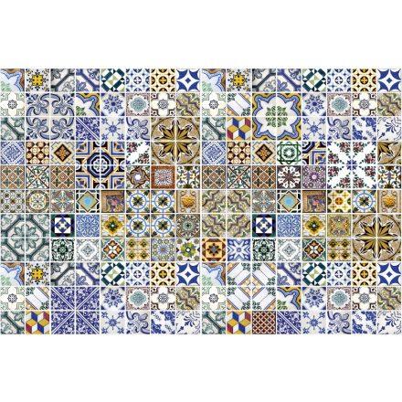 Portugál minta, poszter tapéta 375*250 cm