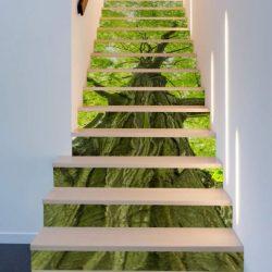 Nagy fa, 3D lépcsőmatrica