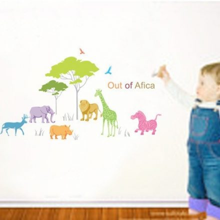 Színes Afrika