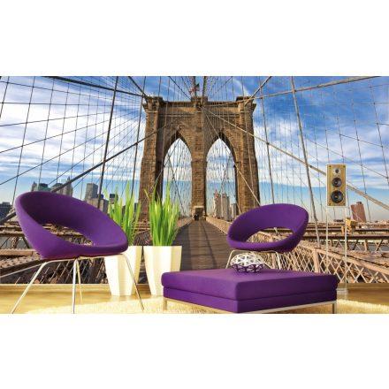 Brooklyn híd poszter tapéta 375*250 cm