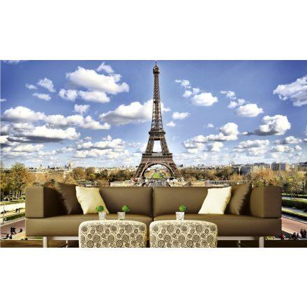 Párizs utcáján, poszter tapéta 375*250 cm