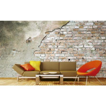 Törött fal, poszter tapéta 375*250 cm