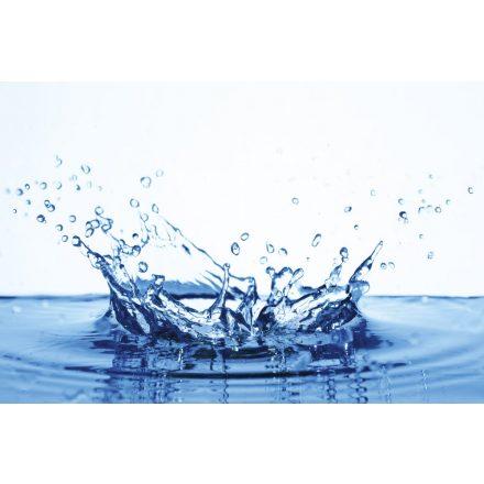 Vízbe csapódás, poszter tapéta 375*250 cm