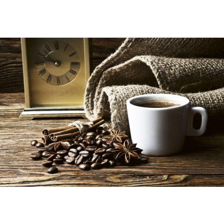Kávé imádó, poszter tapéta 375*250 cm
