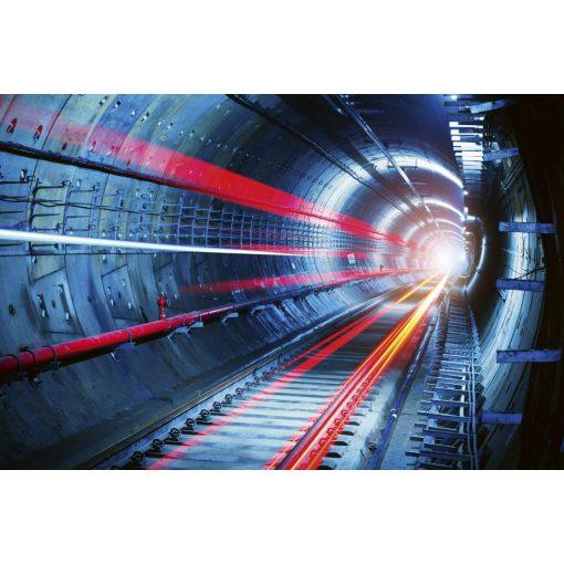 Metró alagút, poszter tapéta 375*250 cm
