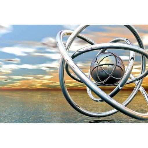 Gömb a tengeren, poszter tapéta 375*250 cm