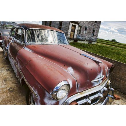 Oldschool autó, poszter tapéta 375*250 cm
