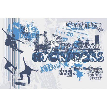 Skate boarding, poszter tapéta 375*250 cm