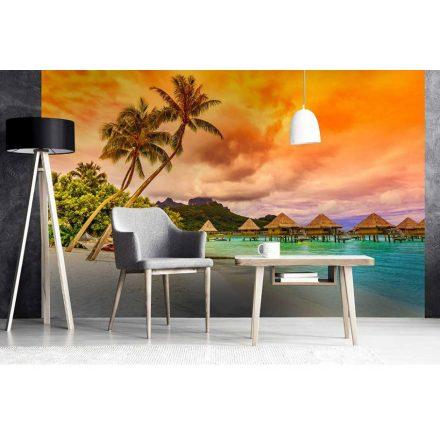 Polinézia poszter tapéta 375*250 cm