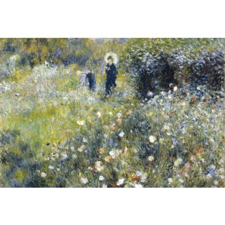 A réten, festmény hatású poszter tapéta 375*250 cm