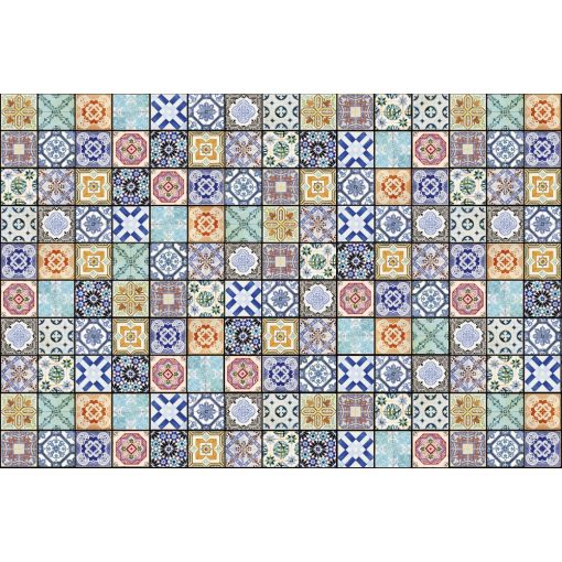 Színes minták, poszter tapéta 375*250 cm