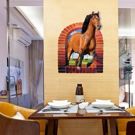 Falon átugró ló
