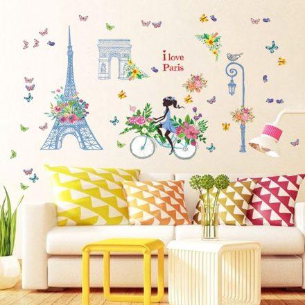 Párizs pillangókkal
