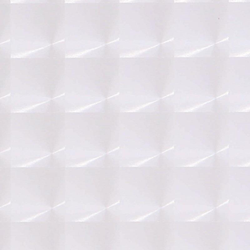 Négyzetek öntapadós üvegfólia 45 cm széles