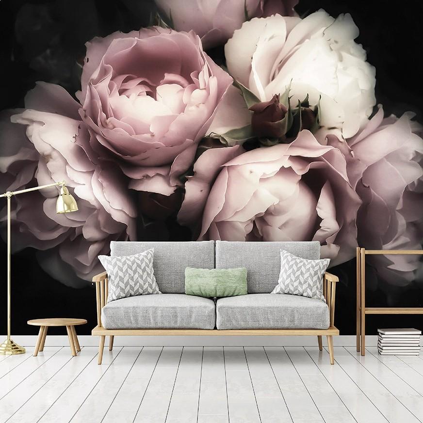 Egy csokor virág, papír alapú poszter tapéta 254 x 82 cm