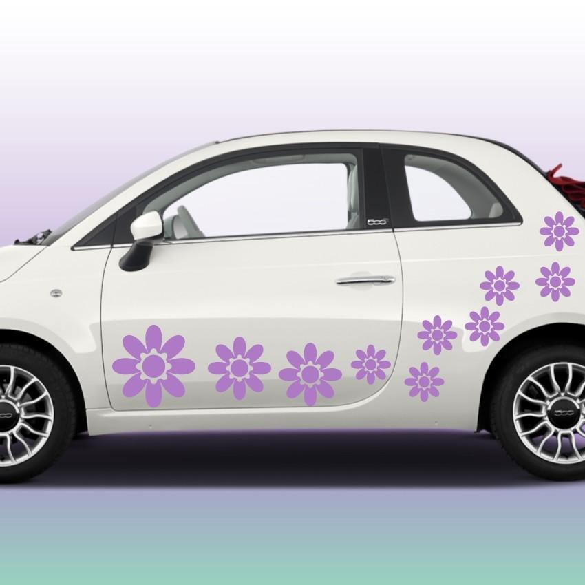 Virág (4) autómatrica 10Sz x 10M cm