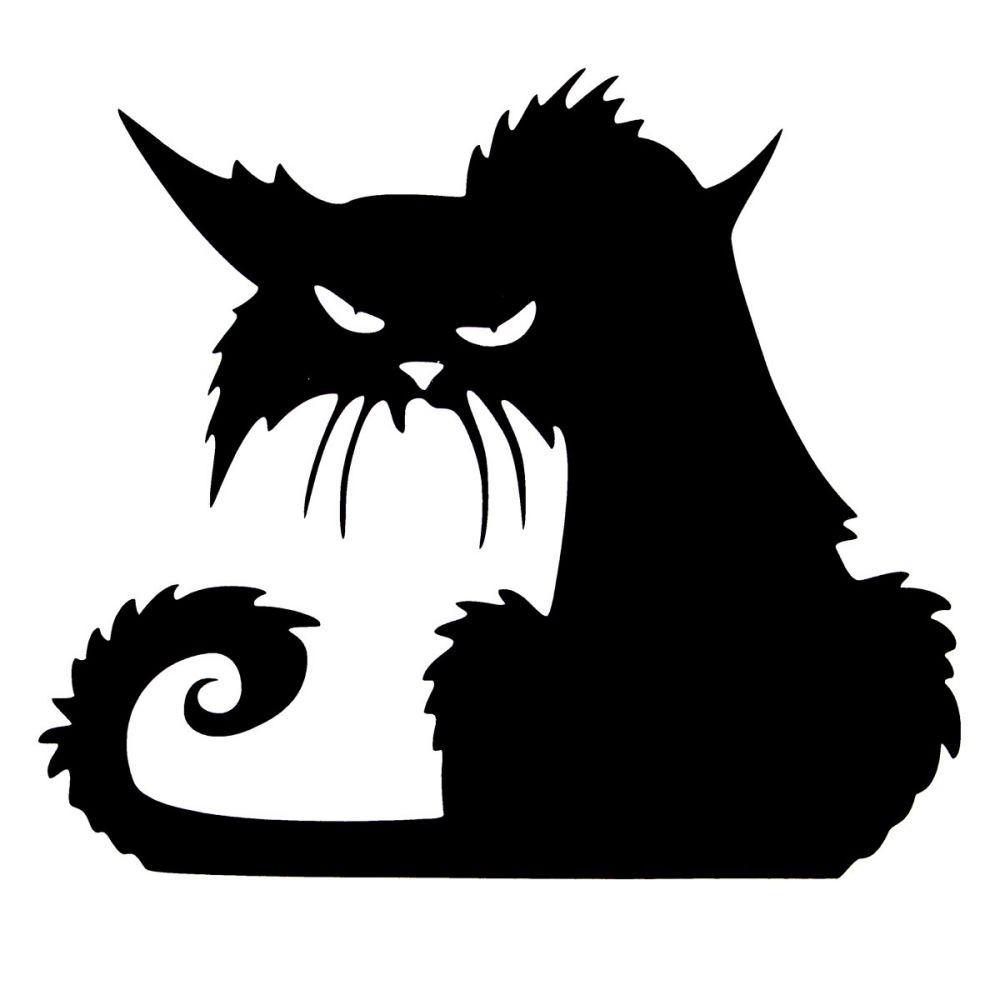 Mérges macska, autómatrica 10Sz x 9M cm