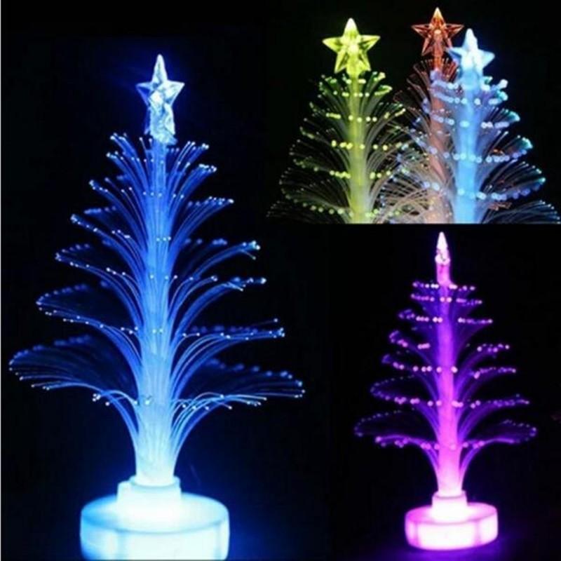 Fényszálas LED fenyő