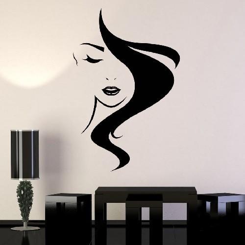 Szép női arc 30Sz x 44M cm