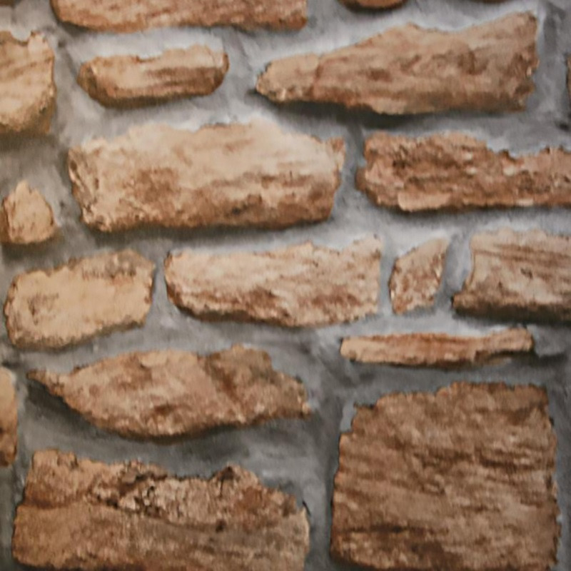 Terméskő kőfal mintás 3D öntapadós tapéta 90cm x 15m
