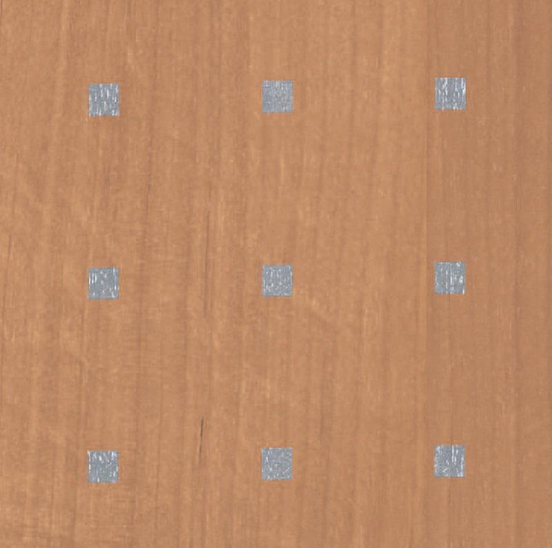 Közepes éger inox intarziával, öntapadós tapéta 45cm x 15m