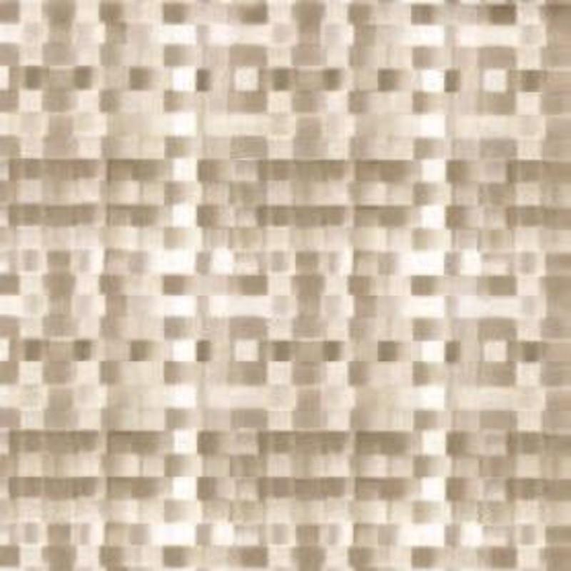 Nikkel kosárfonat mintás öntapadós tapéta