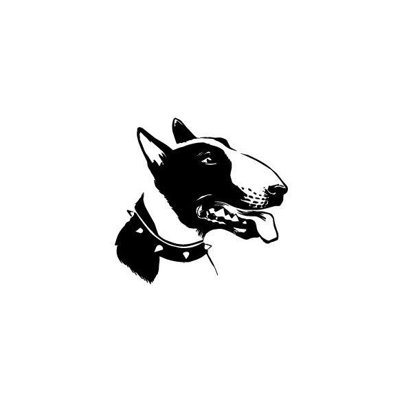 Bull terrier autómatrica