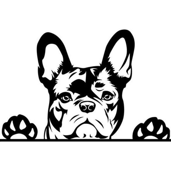 Francia bulldog (2) autómatrica