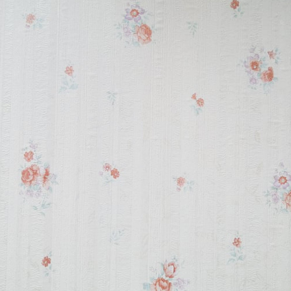 Kisvirág mintás öntapadós tapéta