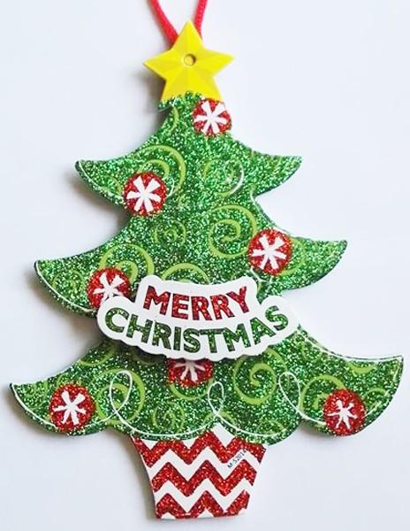 Karácsonyfa, karácsonyi ajtódekor